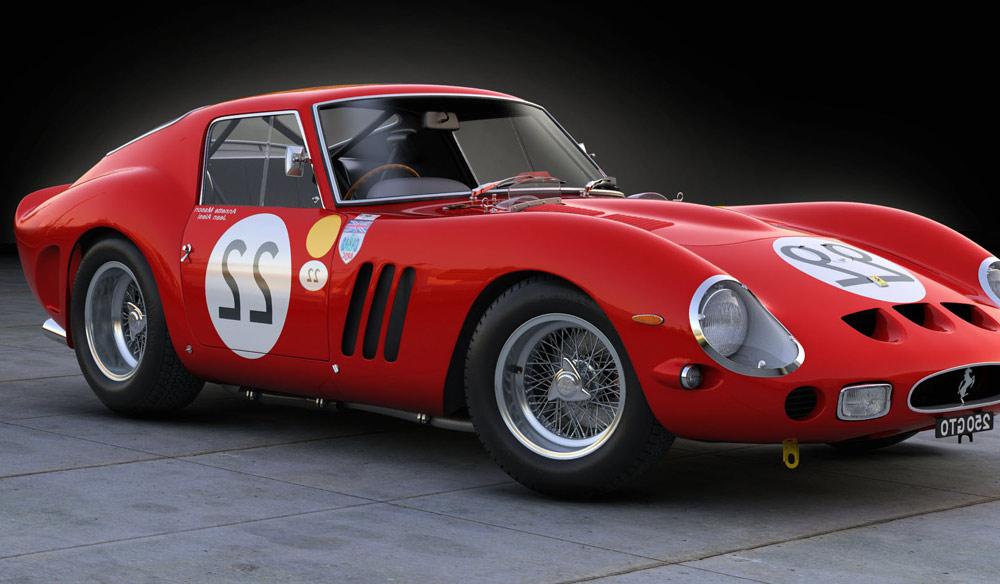 Salon Ferrari : deux GTO d'une valeur de plus de 40 millions